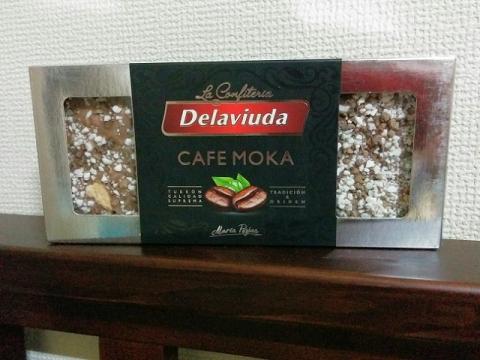 スペイン製Delaviutaカフェモカチョコ1
