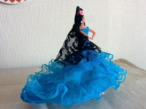 スペインフラメンコ人形2