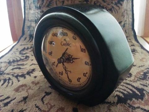 タイのキャメロット製置時計2