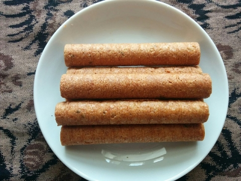 タイ製ワンヴィライロールクッキー6