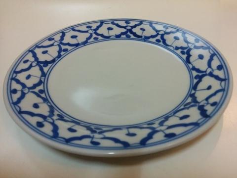 タイ製の青白陶器3