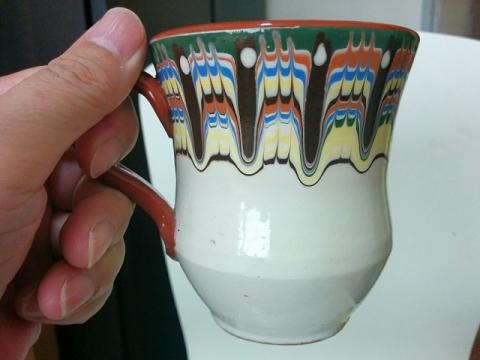 ブルガリヤ陶器 トロヤン焼2