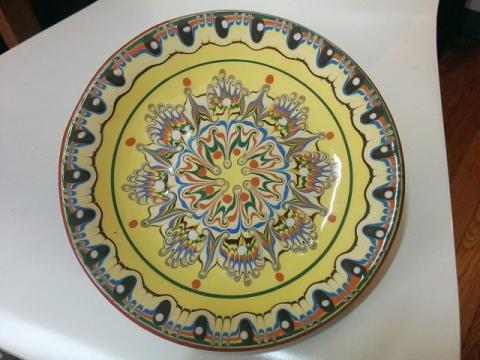 ブルガリヤ陶器 トロヤン焼4