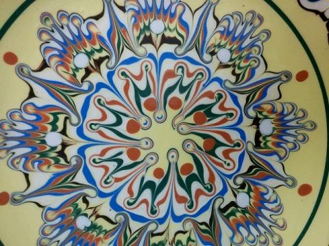 ブルガリヤ陶器 トロヤン焼5