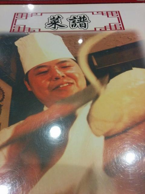 西安の刀削麺6