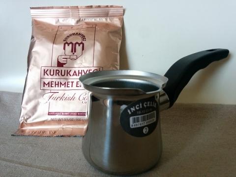 トルココーヒー1