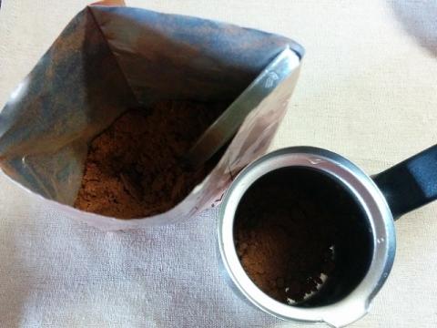 トルココーヒー4