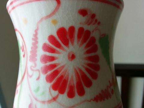 ベトナムのバッチャン焼きマグカップ2