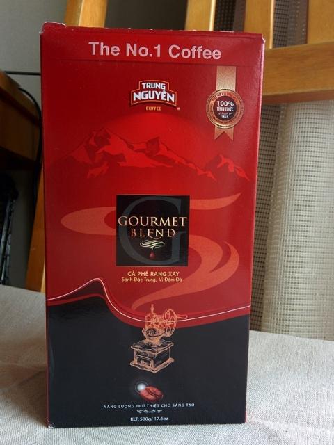 ベトナムコーヒー1