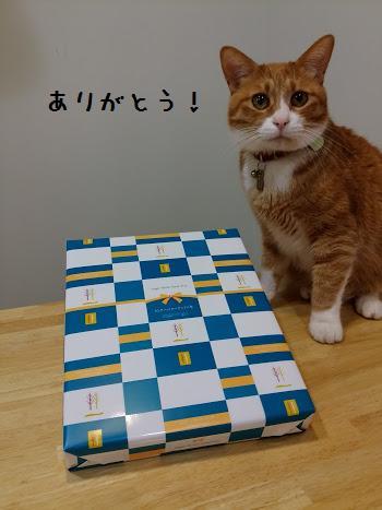渡邉さんお土産