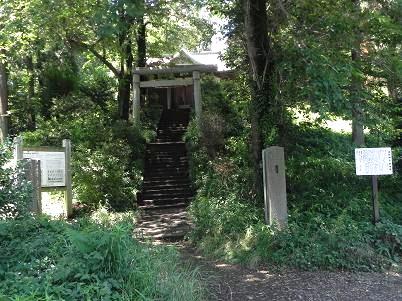 サイ熊野神社古墳