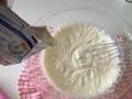 レアチーズケーキ手順8