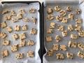 パン粉でチョコチップクッキー手順3