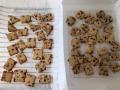 パン粉でチョコチップクッキー手順4