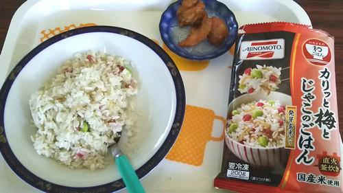 最近の昼飯 (1)