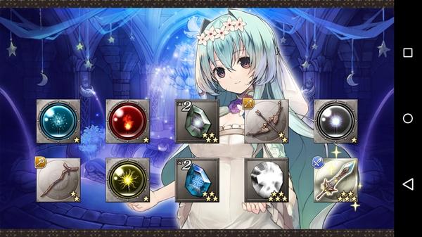 月の泉で初☆5 (1)