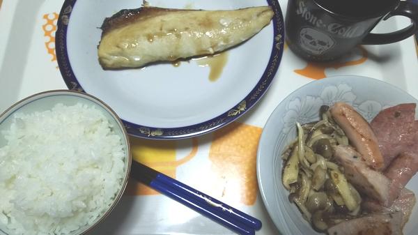 肉魚キノコ (2)