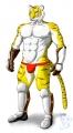 虎獣人立ち絵完成シンプル