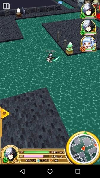 ダグラス3ヒーロー協力クリア (3)