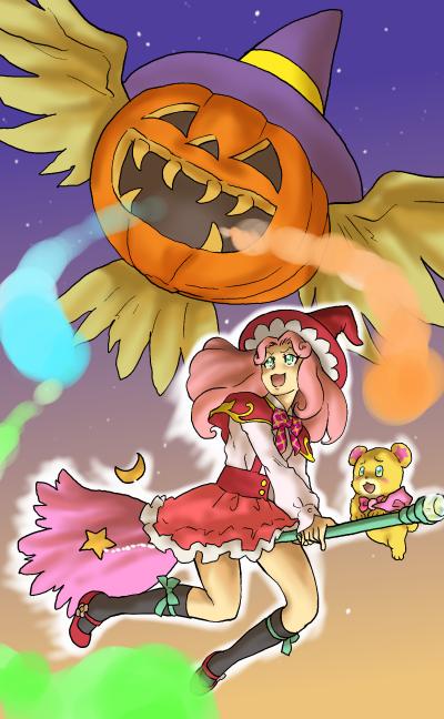 甘い?甘くない?魔法のかぼちゃ祭り!改