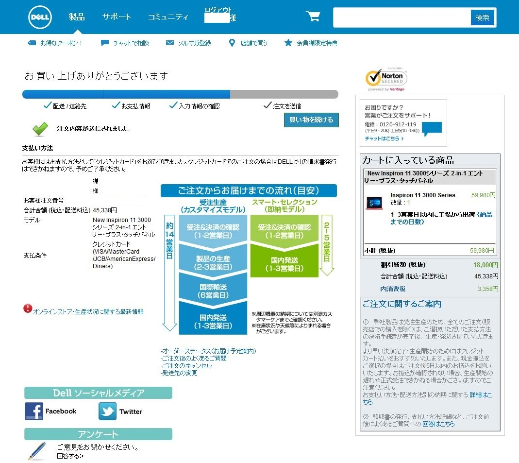 The Dell Online Store