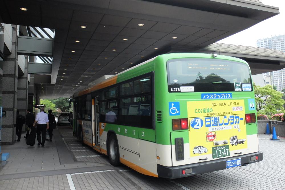 マリオット東京01