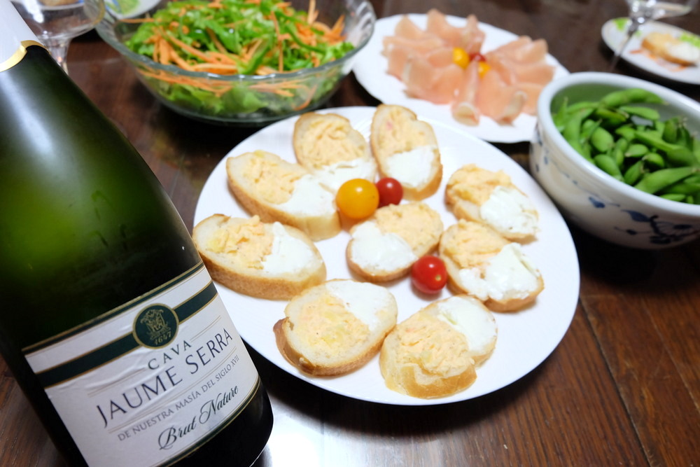 スパークリングワイン01
