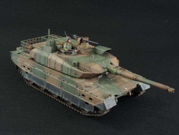 10式戦車01
