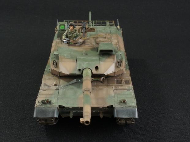 10式戦車05