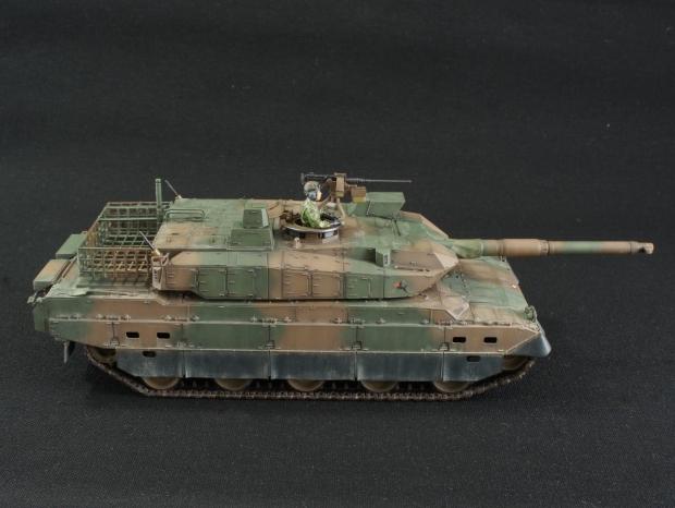 10式戦車02
