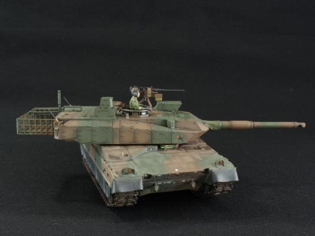 10式戦車07