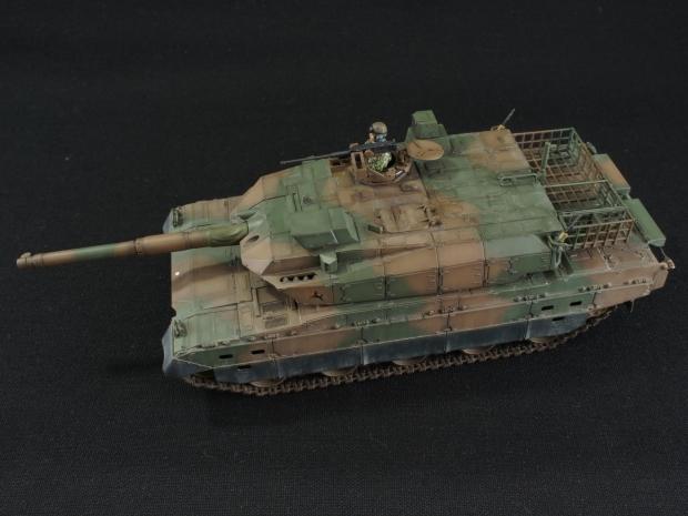 10式戦車08