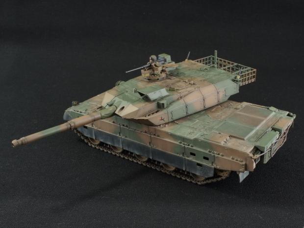 10式戦車09