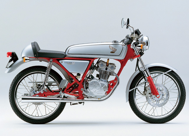 HONDA DREAM50