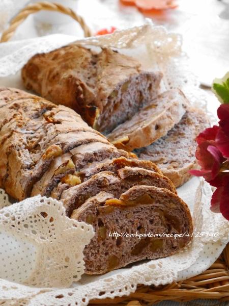 いちぢくのパン