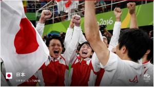 オリンピック 体操団体