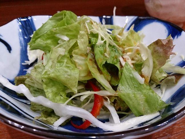サラダ(1)