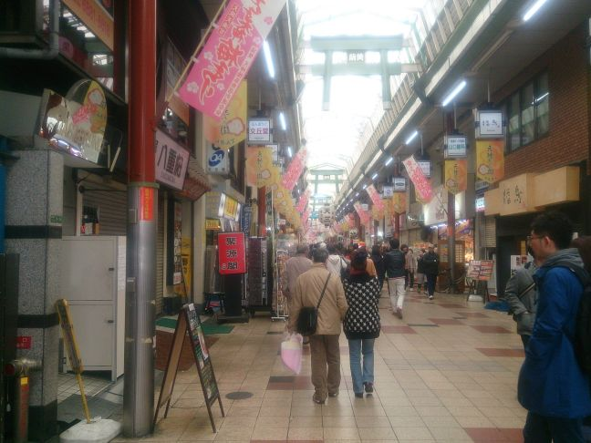商店街(1)