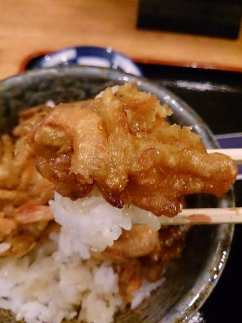 かき揚げ丼2(1)