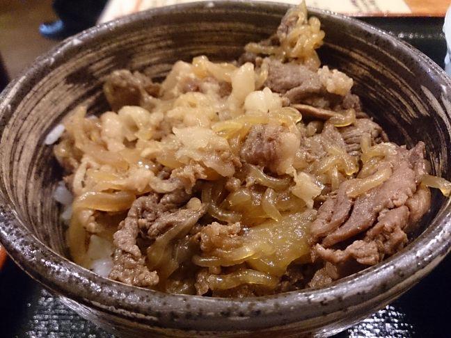 牛丼(1)