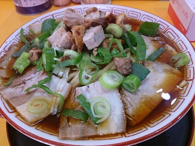 チャーシュー麺(1)
