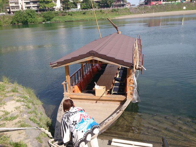 屋形船(1)