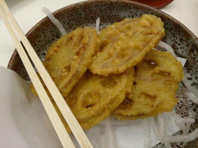辛子レンコン(1)