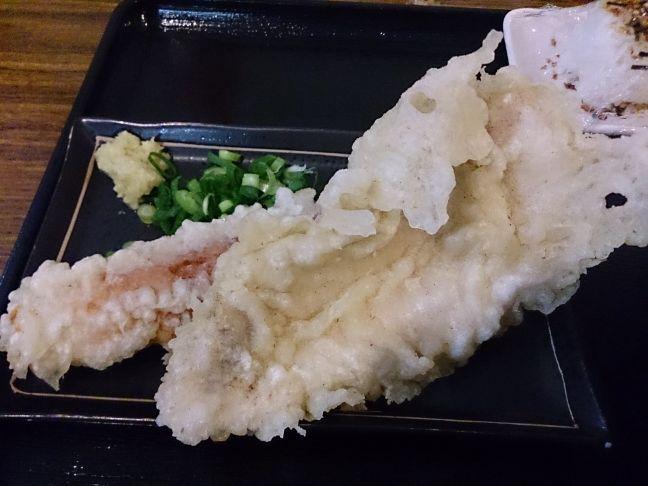 天ぷら(1)