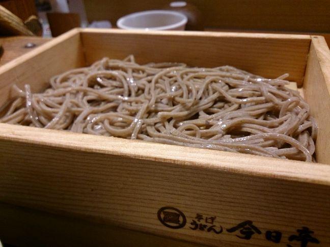 板そば(1)