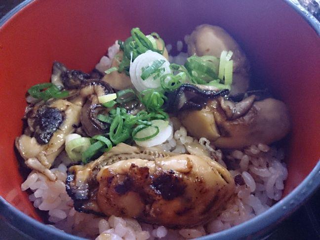 かきご飯(1)