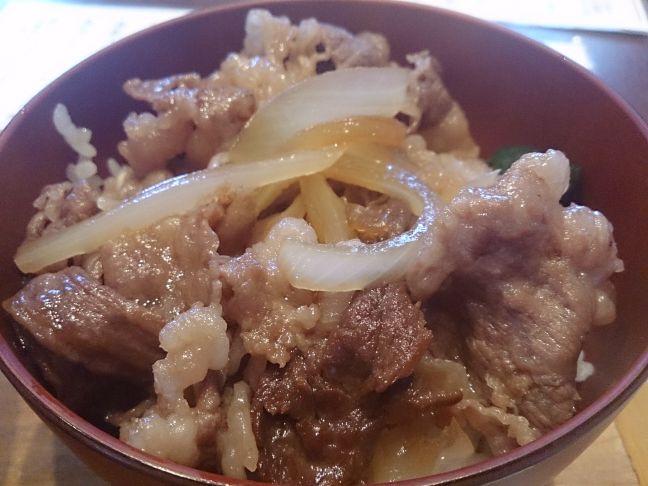 牛めし(1)