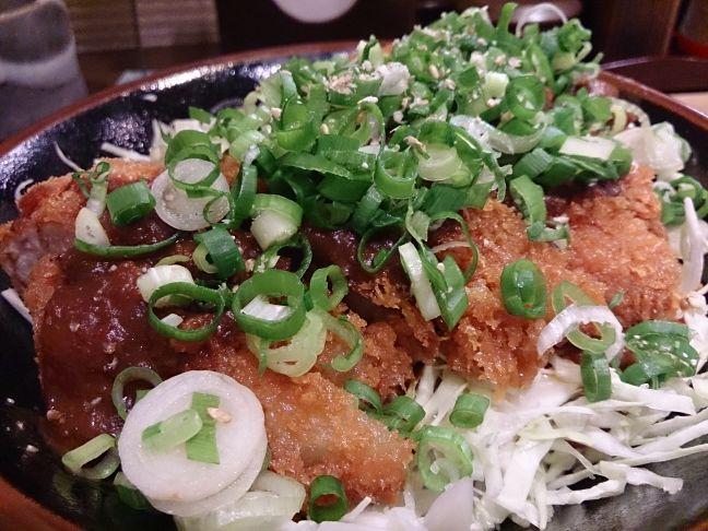 味噌カツ(1)