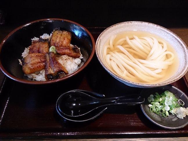 うな丼セット(1)
