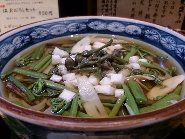 山菜(1)